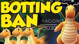 POKEMON GO BOTTING/ SPOOFING / CHEATING BAN! POKEMON GO UPDATE! by Verlisify