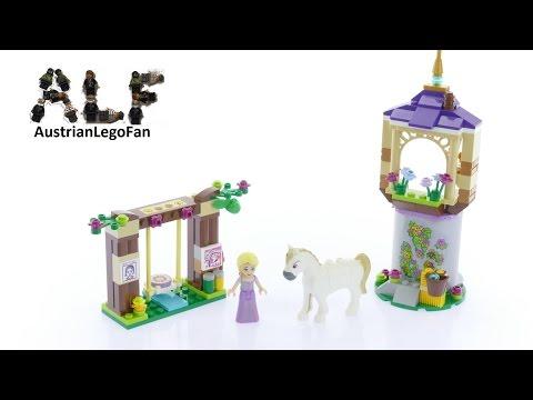 Vidéo LEGO Disney 41065 : Le jardin de Raiponce
