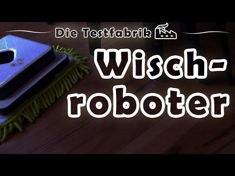 ✨ Wischroboter Test – 🏆 Top 3 Wischroboter im Test