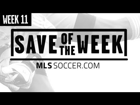 MLS Save of the Week Nominees: Week 11_Labdargs MLS videk. Heti legjobbak
