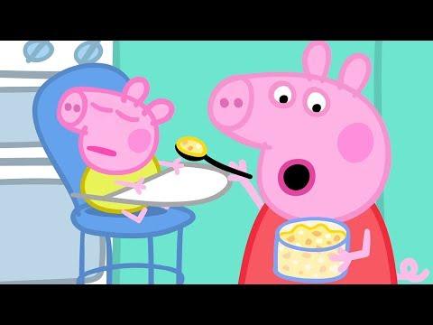 Peppa Wutz  Baby Alexander  Peppa Pig Deutsch Neue Folgen  Cartoons für Kinder