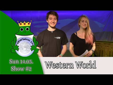 ISWIsion 17 | Show 2 | The Western World (Sun.)