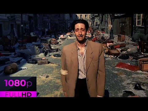 The Pianist [2002] Recycle Train Scene (HD) | Piyanist Geri Dönüşüm Tren Sahnesi  Altyazılı