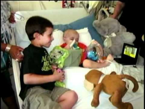 Dad Gives Toddler Battling Brain Cancer Medical Marijuana