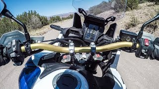 10. 2018 Honda Africa Twin Adventure Sports - First Ride Review