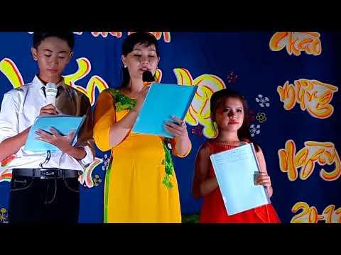 Dẫn chương trình THCS TT Phú Hòa