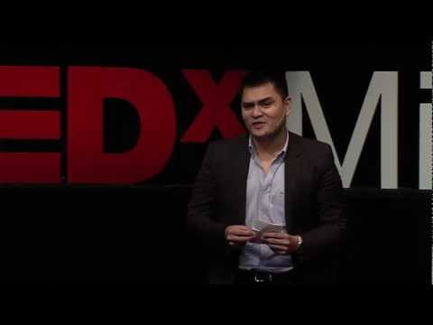 Actions are Illegal, Never People: Jose Antonio Vargas at TEDxMidAtlantic 2012