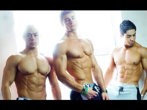 Aesthetic Bodybuilding & Fitness Motivation Workout in London ft. Jeff Seid, Alon Gabbay, Matt Ogus