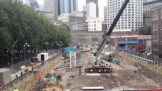 Weyerhaeuser Construction Time Lapse 2015-06-24