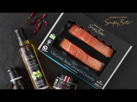 Soy & Ginger Glazed Salmon Recipe | Neven Maguire For Simply Better At Dunnes Stores
