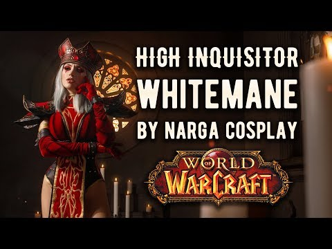 High Inquisitor Whitemane | World of Warcarft Cosplay