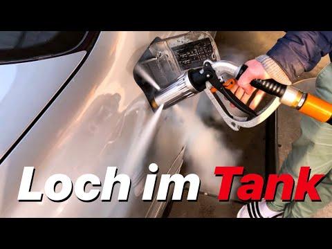 Autogas-V8 bleibt liegen - keine Tausend Kilometer gefahren