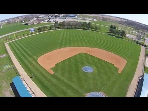 MCC Baseball- Shawn Williams Field Aerial Footage