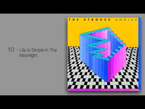 Tekst piosenki The Strokes - Life Is Simple In The Moonlight po polsku