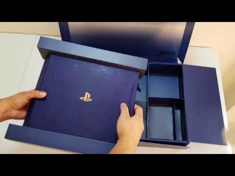 1st In SOUTH AFRICA!! PS4 Pro 500 Million Limited Edition