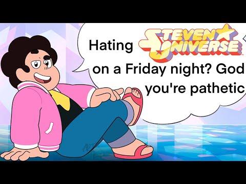 It's Popular to Hate Steven Universe (feat. Veridis Joe)