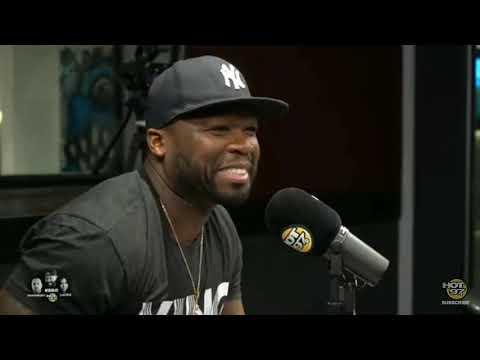 "50 Cent Talks Power Controversial ""Sex Scene"" With Govenor"