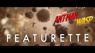 "VIDEO: Marvel's ANT-MAN AND THE WASP – ""Who is the Wasp?"" Featurette"