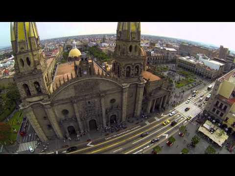 Guadalajara Drone Video