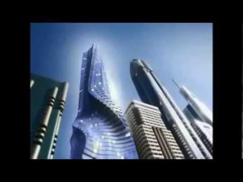EL PRIMER EDIFICIO EN MOVIMIENTO DE LA TIERRA (видео)