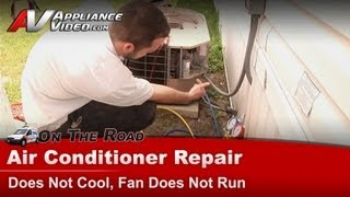 Video Central Air Conditioner Repair - Does Not Cool, Fan Does Not Run MP3, 3GP, MP4, WEBM, AVI, FLV Juni 2018