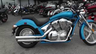 6. 200398 - 2012 Honda Sabre VT1300CS - Used motorcycle for sale
