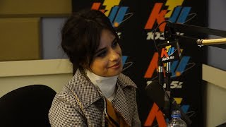 Download Video Camila Cabello Describes Meeting Ryan Reynolds & Blake Lively, Talks New Music + More MP3 3GP MP4