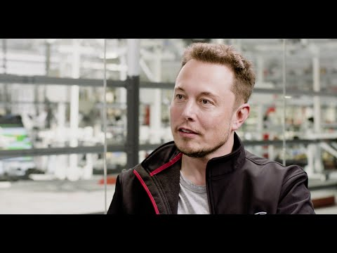 """Elon Musk : How to Build the Future"""
