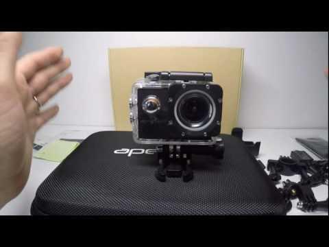Apeman Videocamera Sportiva (recensione ITA)