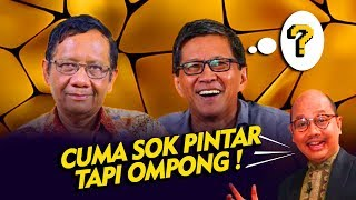 Video CUMA SOK PINTAR ! Rocky Gerung Dikuliti Habis-habisan Tak Berkutik MP3, 3GP, MP4, WEBM, AVI, FLV Maret 2019