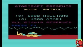 Moon Patrol (Commodore VIC-20 Emulated) by ILLSeaBass