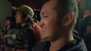 IKSAN SKUTER dan ARY JULIANT  duet bareng di WARUNG SRAWUNG