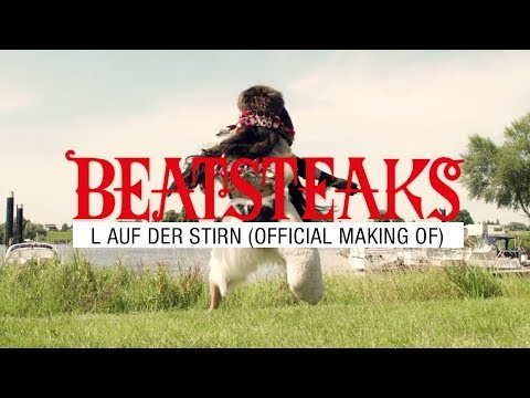Beatsteaks feat. Deichkind - L auf der Stirn (Official Making Of)
