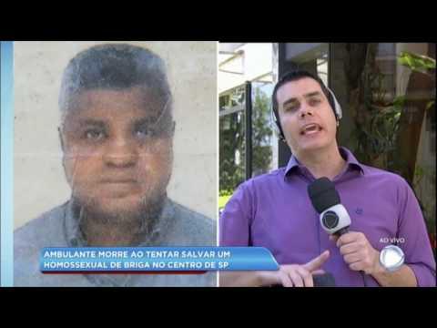 Ambulante morre espancado em estação de metrô em São Paulo após tentar ajudar homossexual