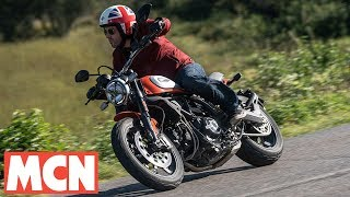 10. Ducati Scrambler Icon 800 | First Ride | Motorcyclenews.com
