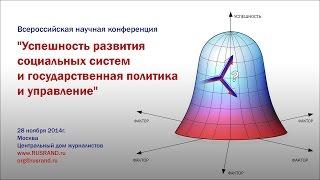 """Степан Сулакшин """"Успешность страны: теория и практика"""""""