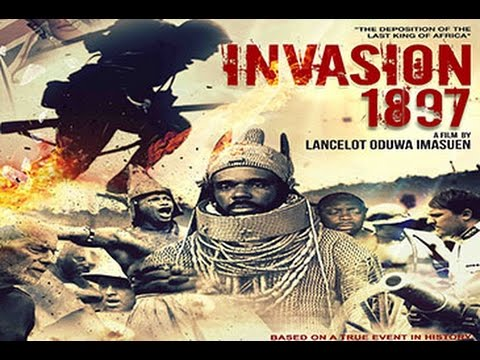 Invasion 1897 Trailer - Epic Nollywood Movie By Lancelot Imasuen Coming Soon To TVNOLLY