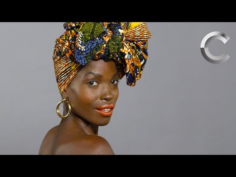 100 Years of Beauty in 1 Minute Haiti