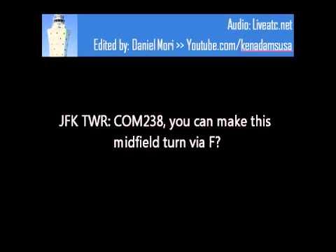 """Pushing Tin"": Rush Hour Air Traffic Control at JFK"