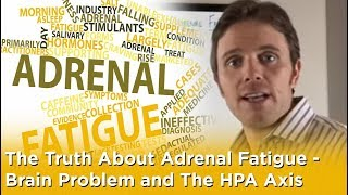 Clear Breakdown of Adrenal Fatigue and HPA Axis Dysfunction  - Dr. Justin