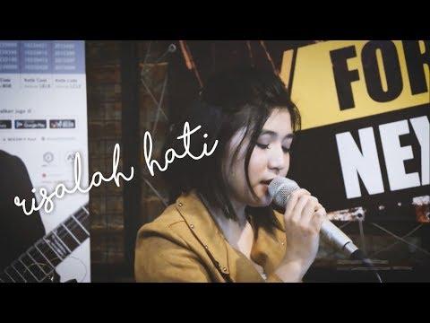 Download Video Risalah Hati - Dewa (cover) Nanda Pratiwy