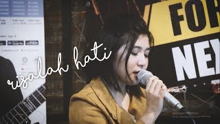 Video Risalah Hati - Dewa (cover) Nanda Pratiwy MP3, 3GP, MP4, WEBM, AVI, FLV Februari 2018