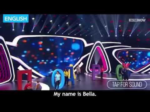 這位俄羅斯女孩「4歲就學懂了7種語言」還上節目接受測試,當她一開口說中文大家都愛死她了!
