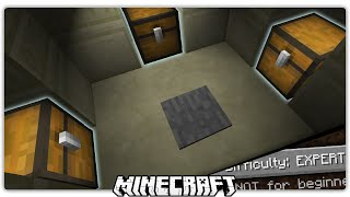 What's inside the Chests..?   Minecraft Expert Mode Custom Command [4]