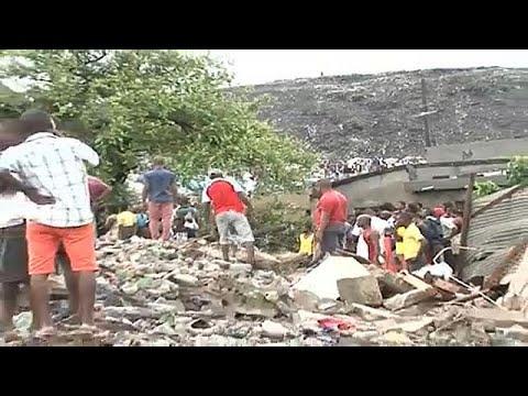 Μοζαμβίκη: Θάφτηκαν ζωντανοί κάτω από σκουπίδια