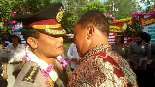 Video Inilah Pemimpin Sejati, Ketia Dia Pamit Pergi Pasti Ditangisi... Pisah Sambut Kapolresta Solo MP3, 3GP, MP4, WEBM, AVI, FLV Maret 2018
