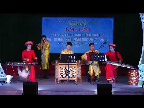 Hòa tấu nhạc cụ dân tộc: Bác Hồ một tình yêu bao la