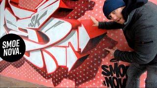How to paint Graffiti 3D Blocks Tutorial | 30K Special Episode