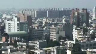 Changhua Taiwan  City new picture : Changhua city - Birds Eye View, Western Taiwan