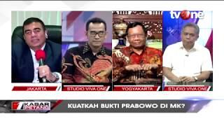 Video Teuku Nasrullah - Mahfud MD - Refly Harun Beradu Argumen Tentang Kuatkah Bukti Prabowo di MK? MP3, 3GP, MP4, WEBM, AVI, FLV Juni 2019